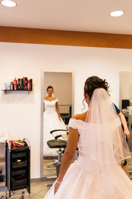 Hochzeit Reportage von Cindy und Daniel in Erfurt - Wedding Getting Ready