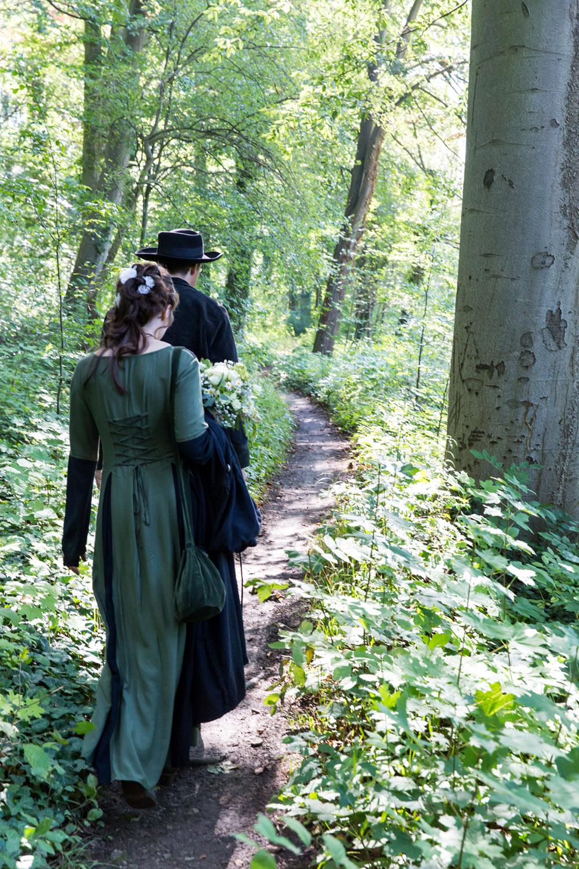 Hochzeit Reportage von Sophie und Enrico in Weimar - Wedding
