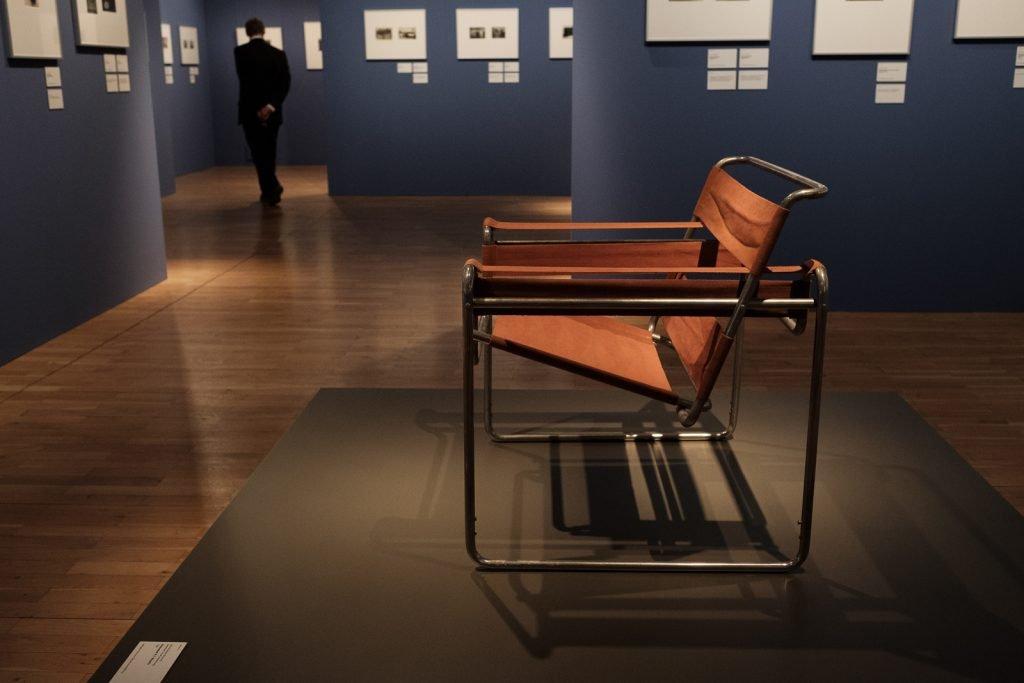 Bauhaus Ausstellung Weimar Schillerhaus Stuhl