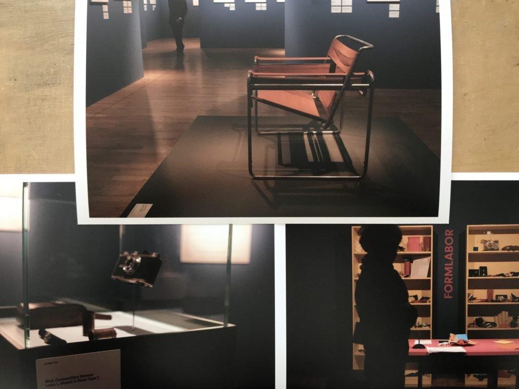 Prints einiger Fotos welche ich in der Bauhaus-Ausstellung im Schillerhaus in Weimar aufgenommen habe