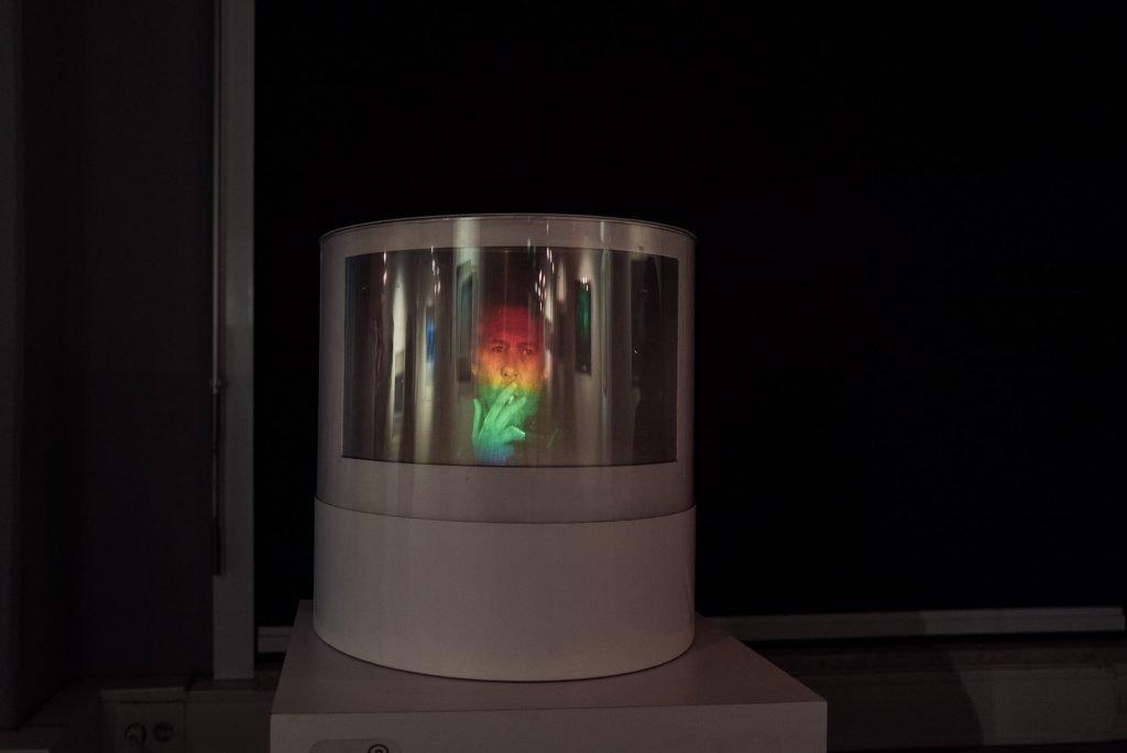 3D-Kunst im Deutsches Optisches Museum (D.O.M.)