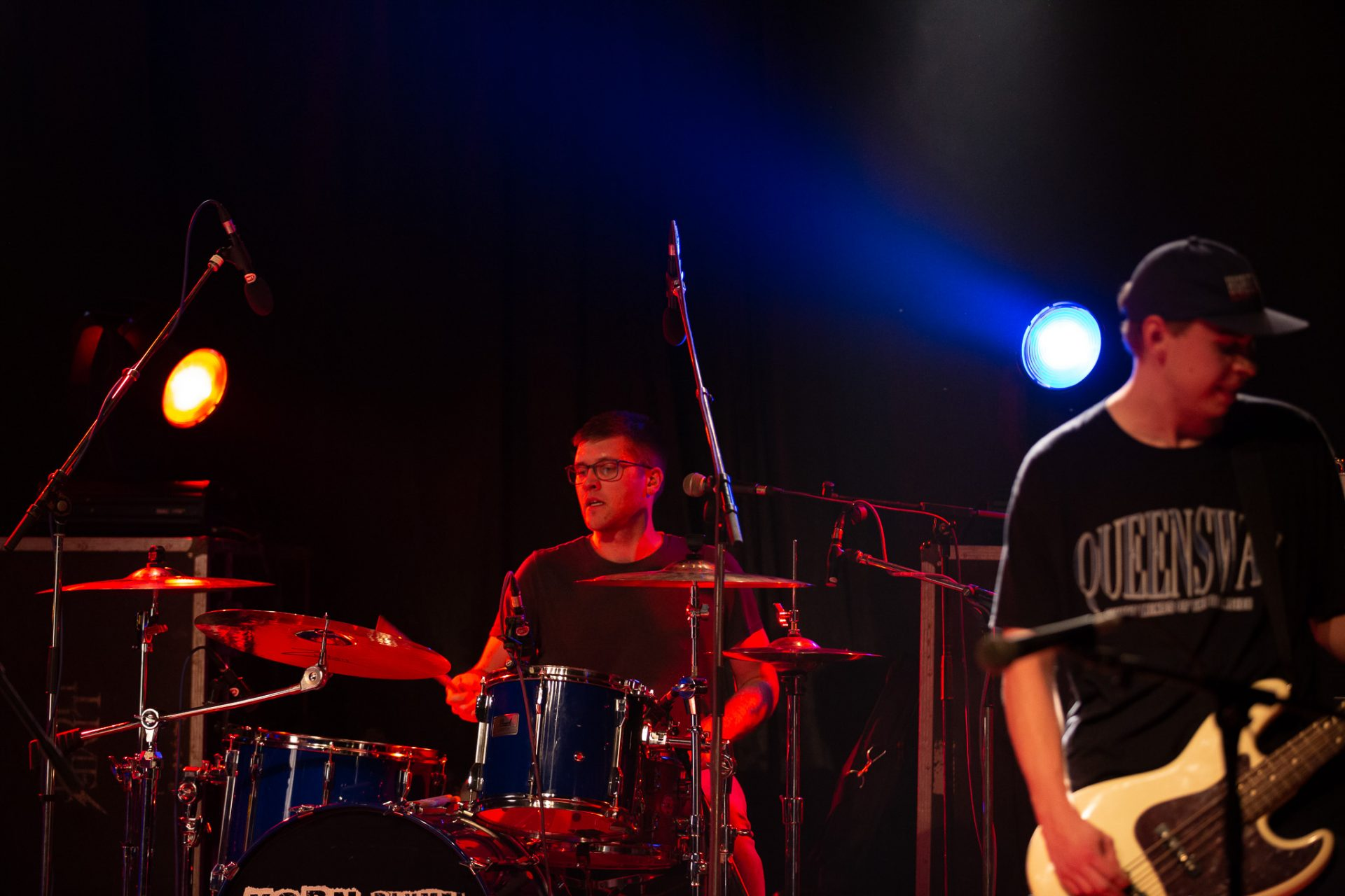 Frachter - Drummer