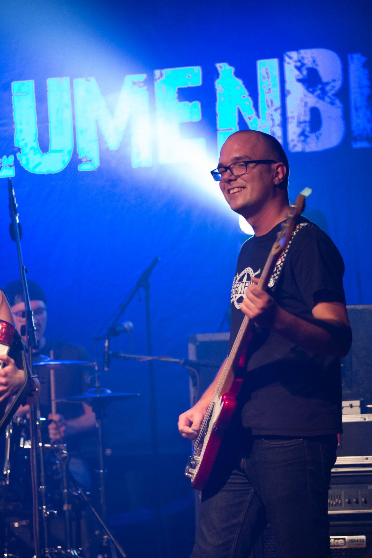 Kornblumenblau - Bassist