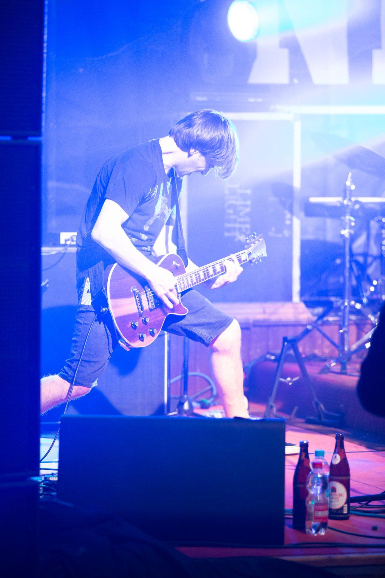 NH3 - Gitarrist