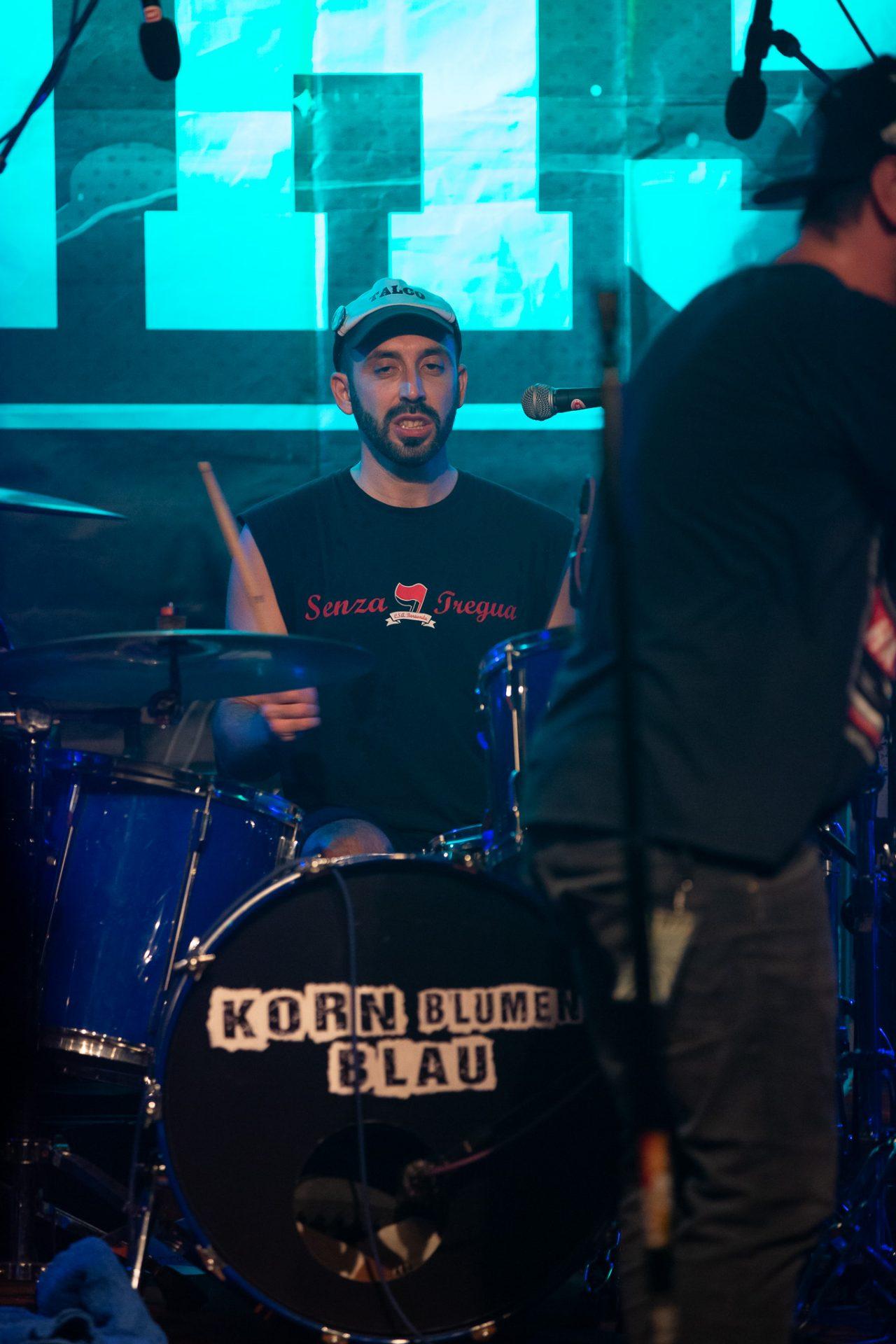 NH3 - Drummer
