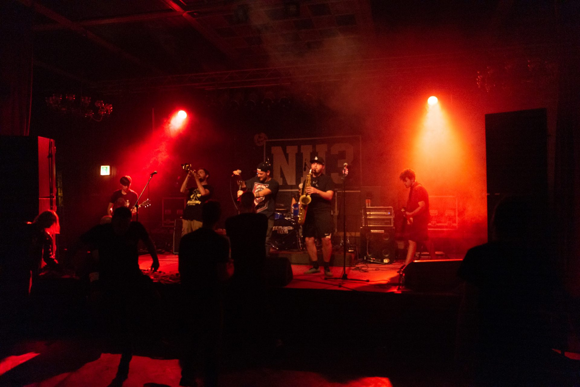 NH3 - Band